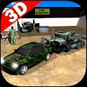 Army Base Truck Workshop icon