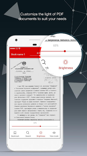 PDF Reader - PDF File Viewer with Text Editor 1.0.9 screenshots 8