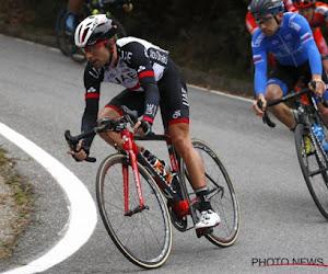 Ulissi geklopt door... pizzakoerier in Memorial Marco Pantani