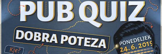 Pub Quiz - 24.6.2019