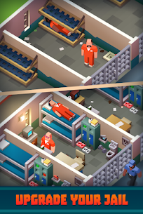 Prison Empire Tycoon Mod Apk 1.2.0 (Unlimited Money & Gems) 2
