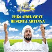 TEKS SHOLAWAT HABIB SYECH DAN ARTINYA