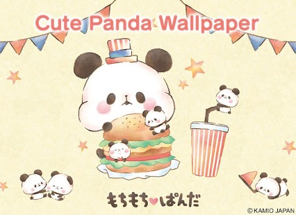 Wallpaper MOCHI MOCHI PANDA- screenshot thumbnail