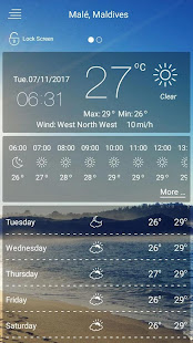 App Silently Weather APK for Windows Phone