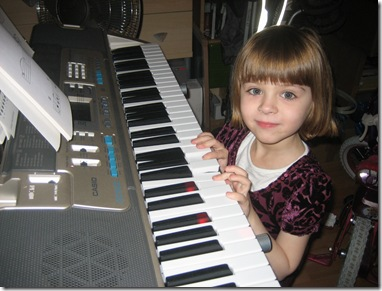A Musician In The Making?