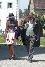 Photo: Archduke Michael of Austria--Tuscany with spouse Pia