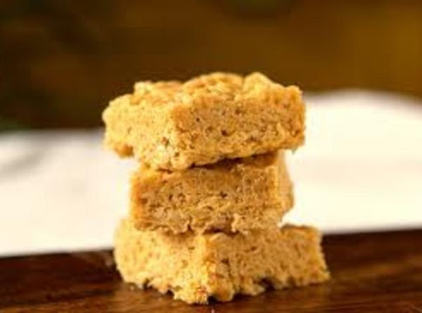 Double Peanut Butter: Melt butter in large saucepan with the peanut butter chips and marshmallows;...
