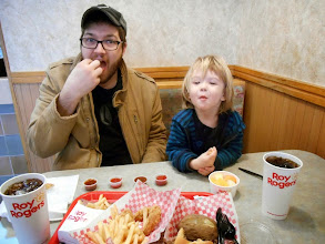 Photo: Mmmmm... ROY'S! The fast food place where you can get a baked potato instead of the inevitable fries.