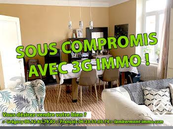 maison à Mont-Saint-Martin (54)