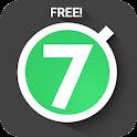 7 Minute Workout & Exercises icon