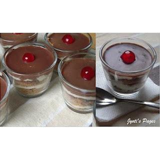 Chocolate-Y Trifle.
