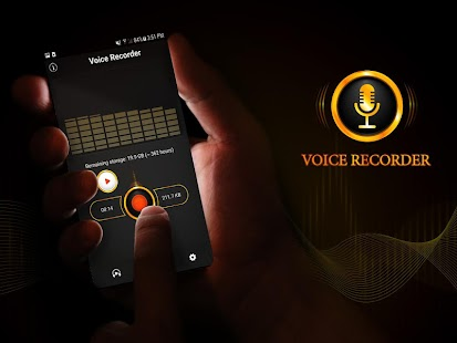 Smart Voice Recorder Screenshot