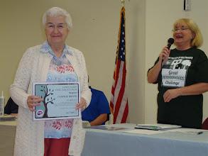 Photo: Recognition Ceremony