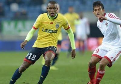 Ligue 2 : Sekou Cissé donne la victoire à Sochaux !
