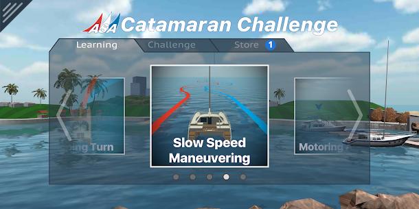 ASA's Catamaran Challenge 3