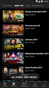 WWE - Apps on Google Play