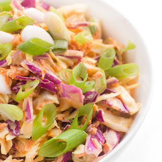 Spicy Asian Coleslaw
