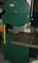 Photo: Tannewitz e-24 bandsaws
