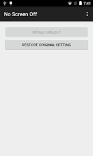 App No Screen Off APK for Windows Phone