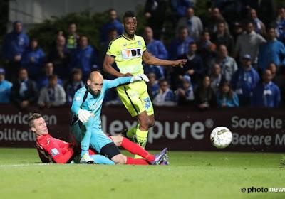 Gand bat Ostende et se rapproche d'Anderlecht, Bruges en patron à Zulte