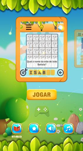 Jogo Bu00edblico Perguntas e Respostas Com Imagem  screenshots 2