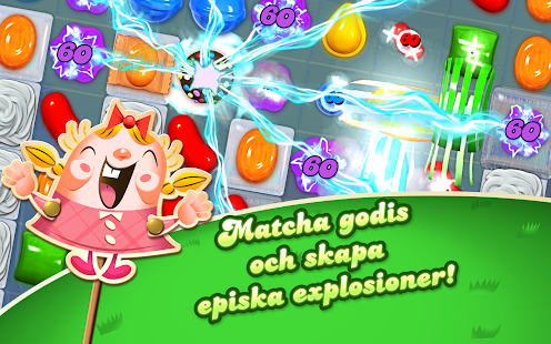 Candy Crush Saga– miniatyr av skärmdump