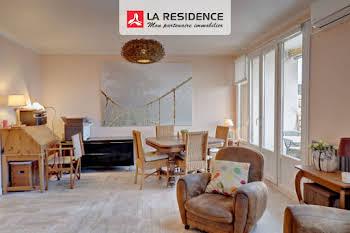 Appartement 4 pièces 73,57 m2