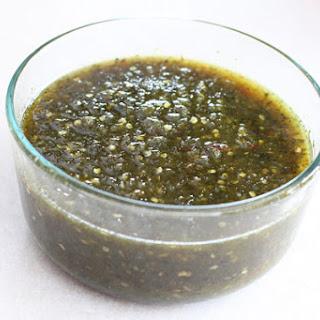 Thai Pepper Sauce Recipes