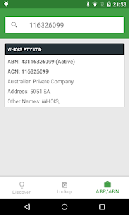 Whois®- screenshot thumbnail