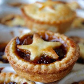Homemade Mince Pies Recipe