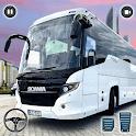 Modern Bus Simulator Drive 3D: New Bus Games Free icon