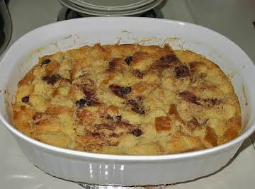 My Bread Pudding