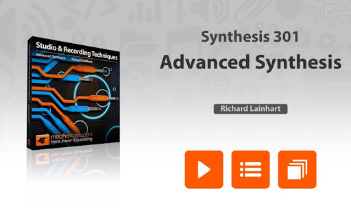 Advanced Synthesis Course