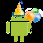 Happy Birthday To Calendar Icon