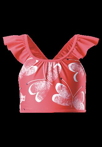 Reima Calamari 526294-3343 Bright Red bikinitopp