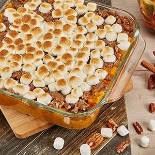 Sweet Potatoes Casserole Recipe