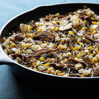 Wild Rice Sauté Recipe