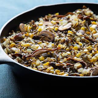 Wild Rice Sauté.