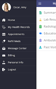 My Health Records- screenshot thumbnail