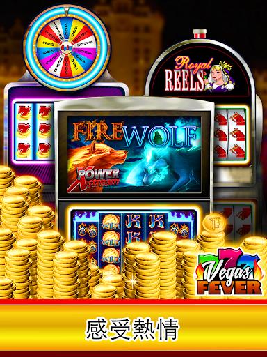 玩免費博奕APP|下載拉斯维加斯: Vegas Fever: 老虎机游戏 app不用錢|硬是要APP
