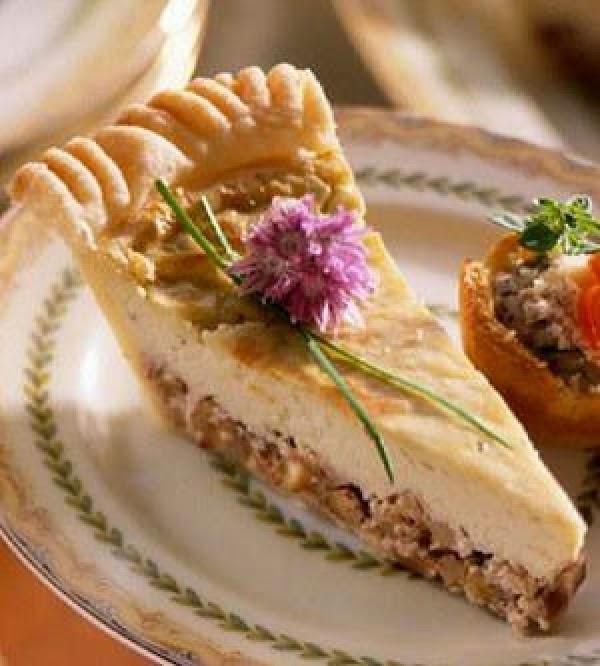 Blue Cheese Tart Appetizer Recipe