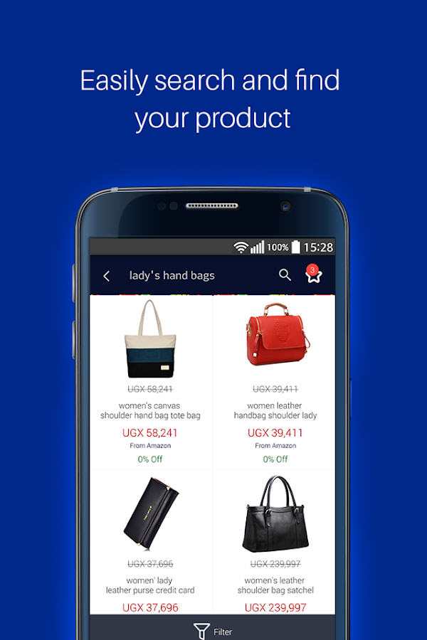 Masikini: Online shopping- screenshot