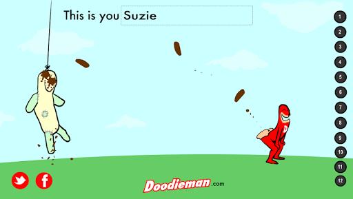 Doodieman Voodoo - FREE! screenshot 11