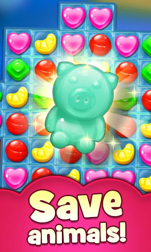 Code Triche Candy Blast Mania - Match 3 Puzzle Game apk mod screenshots 3