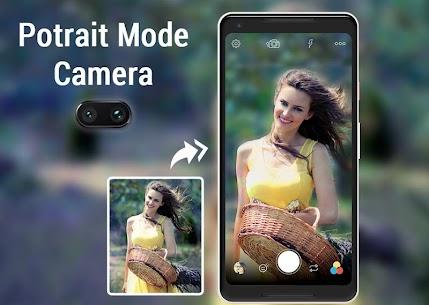 Portrait Mode Camera Mod Apk Download Free 1