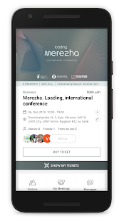 Download Merezha Conference For PC Windows and Mac apk screenshot 4