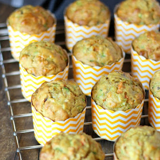Morning Glory Healthy Muffin