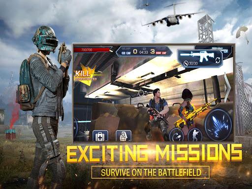 Sniper Battlefielduff1a3D screenshots apkshin 4