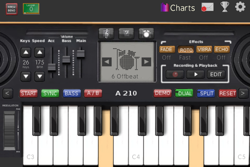 Music Keyboard Pro v5.45