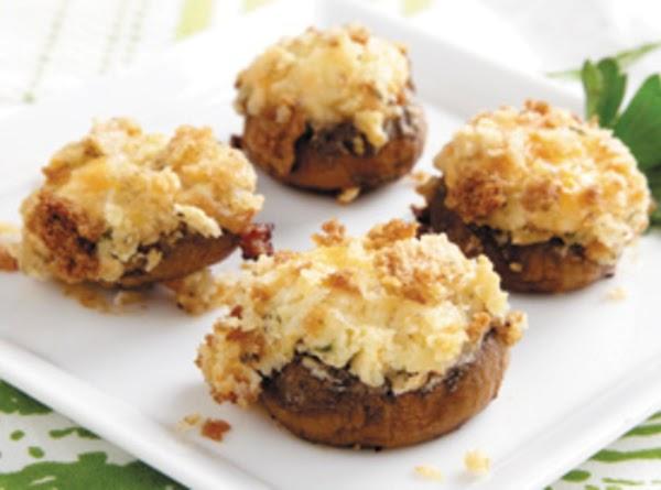 Italian Stuffed Mushrooms... Recipe